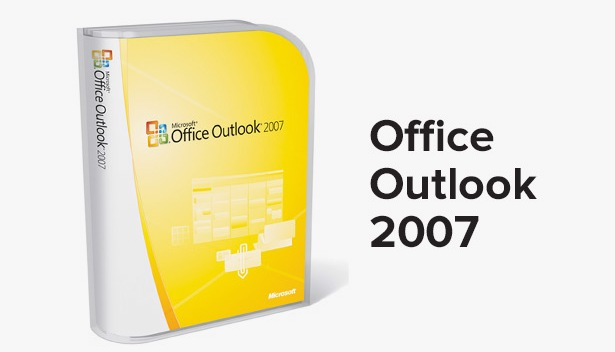 почта outlook 2007