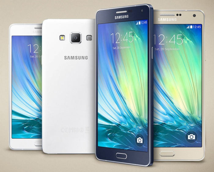 samsung galaxy a7 color